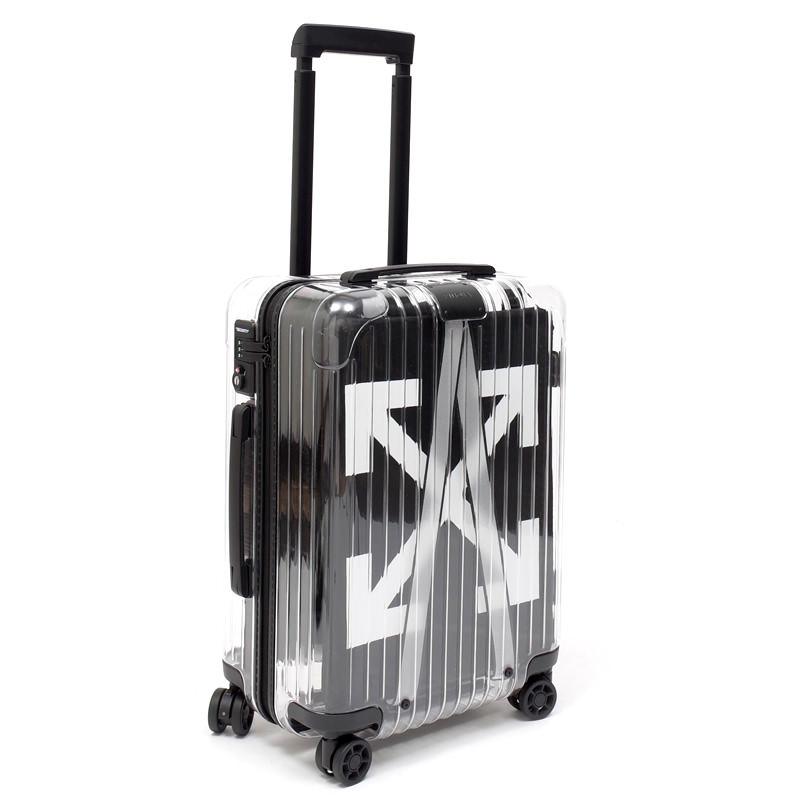 OFF-WHITE(オフホワイト) RIMOWA×Off-White限定スーツケース 在庫商品 ブラック 在庫商品画像