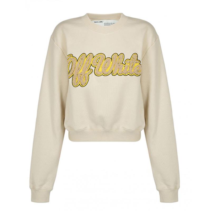 OFF-WHITE(オフホワイト) Shearling Knitwear画像