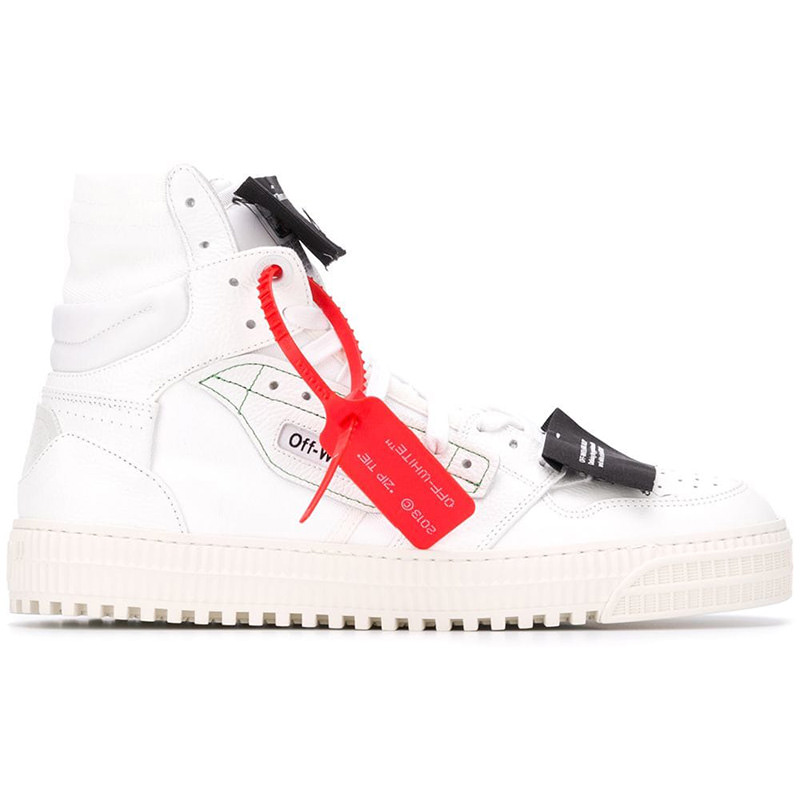 OFF-WHITE(オフホワイト) OFF WHITE OFF COURT SNEAKERS画像