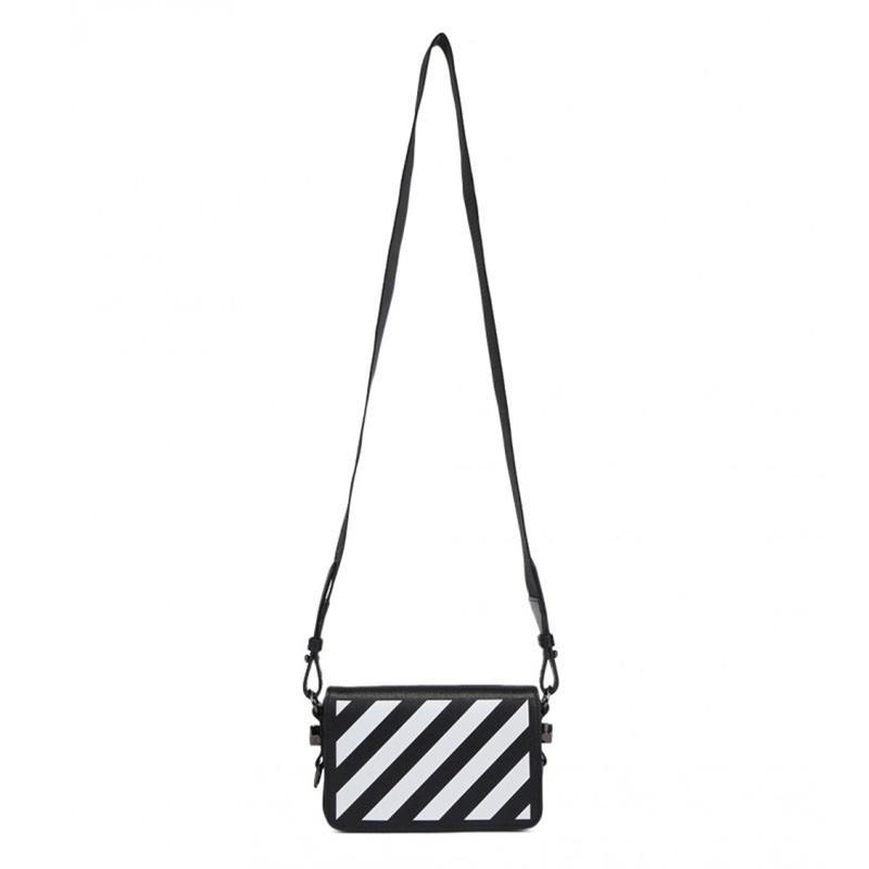 OFF-WHITE(オフホワイト) Mini Flap Diag Shoulder Bag画像