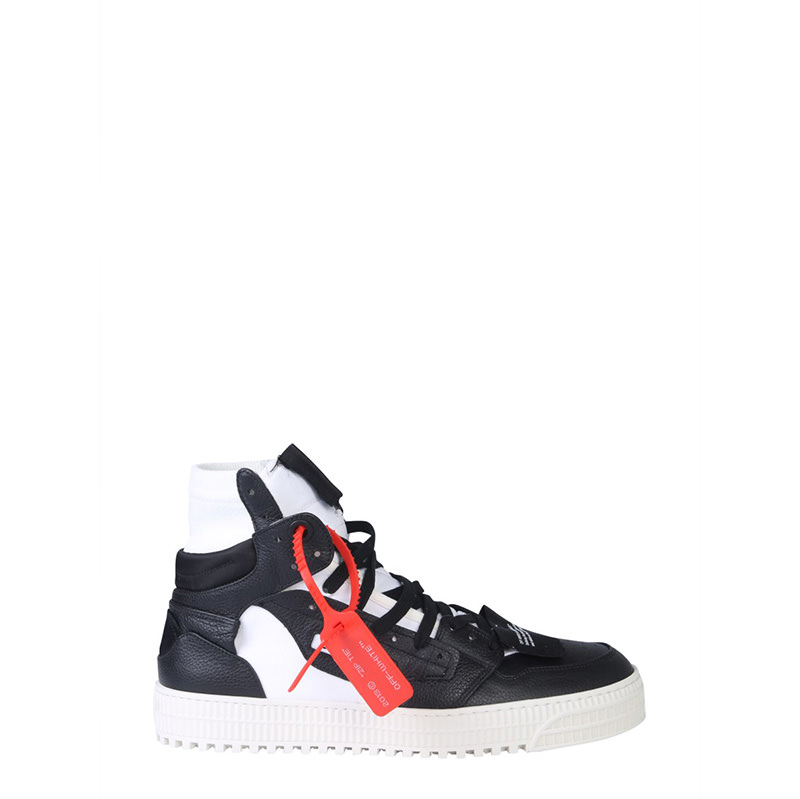 OFF-WHITE(オフホワイト) ALTA 3.0 LEATHER SNEAKERS画像