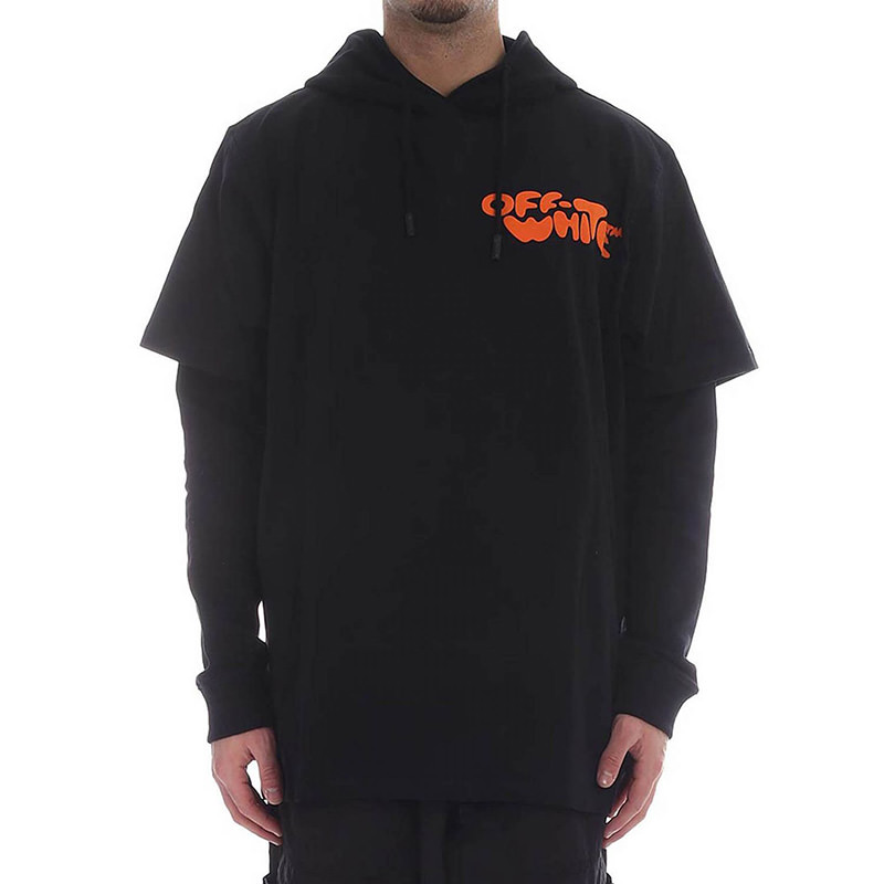 OFF-WHITE(オフホワイト) SWEATSHIRT MEN OFF WHITE画像
