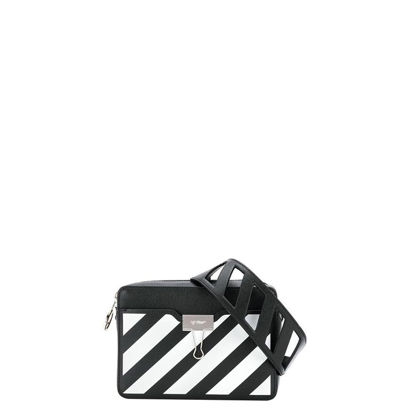 OFF-WHITE(オフホワイト) Diag Camera Fanny Pack Bag画像