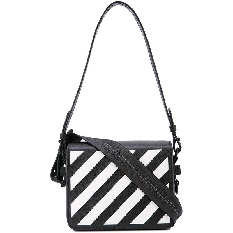 OFF-WHITE(オフホワイト) Diag Binger Clip Off-White bag画像
