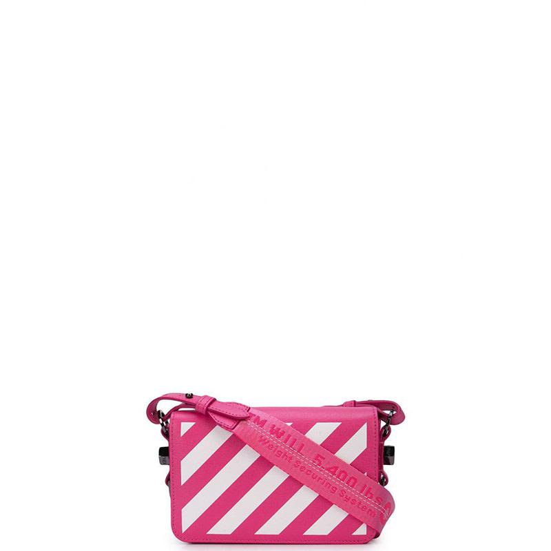 OFF-WHITE(オフホワイト) Diag Mini Flap Bag画像