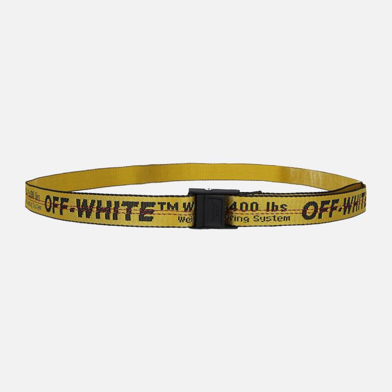 OFF-WHITE(オフホワイト) INDUSTRIAL MINI BELT IN LOGOED FABRIC画像