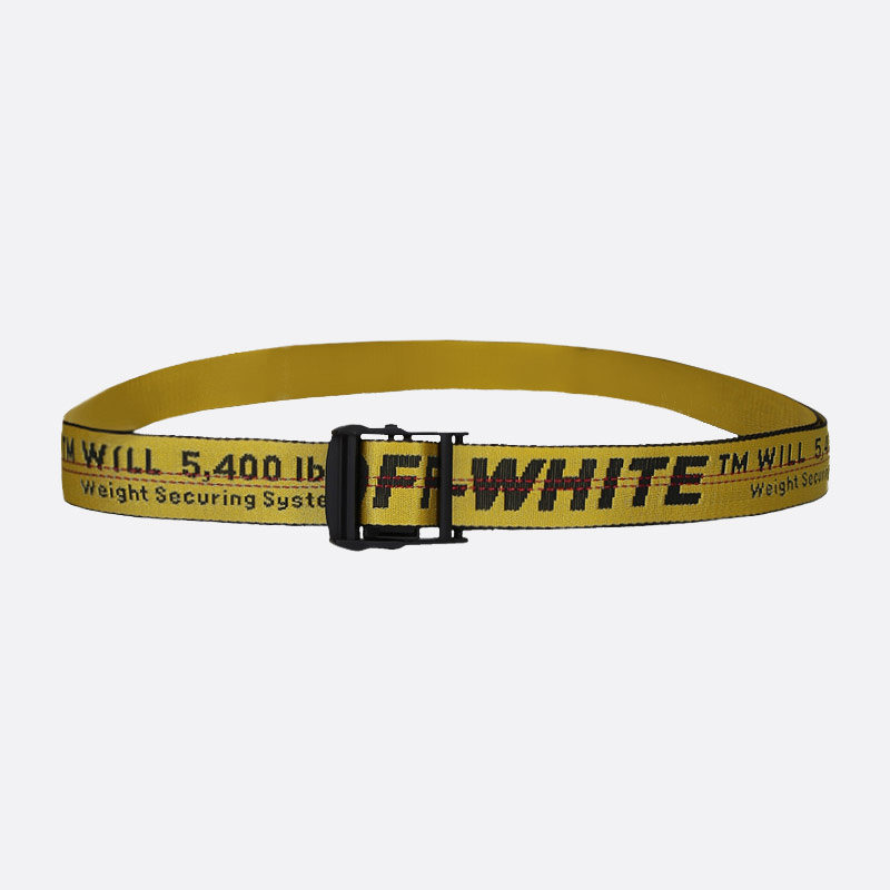 OFF-WHITE(オフホワイト) CLASSIC INDUSTRIAL BELT IN LOGOED FABRIC画像