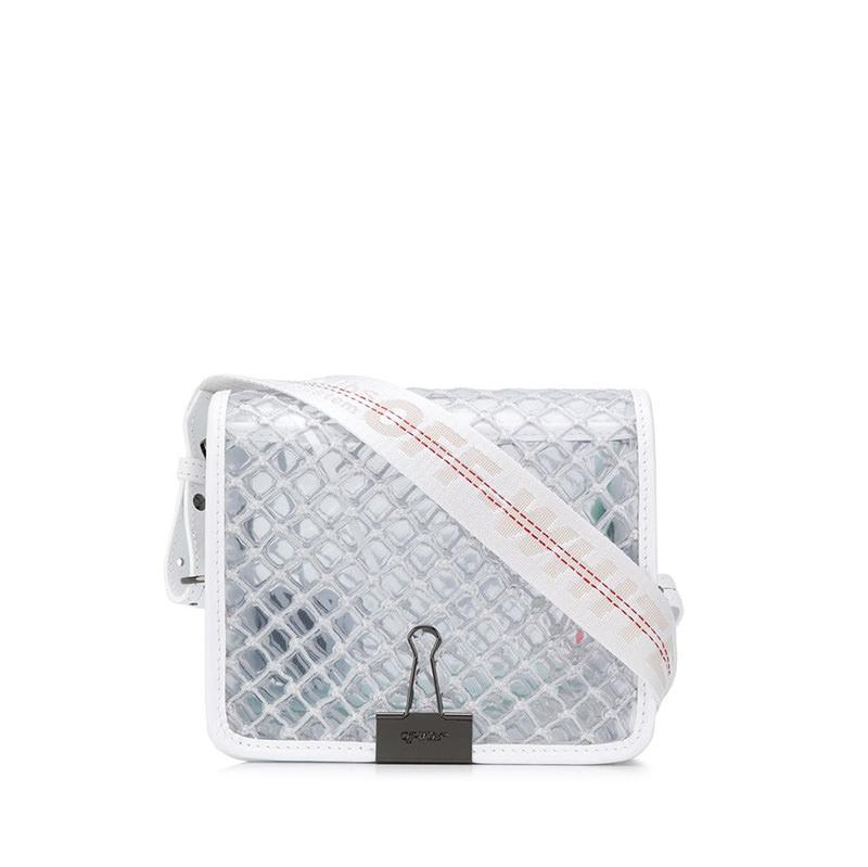 OFF-WHITE(オフホワイト) Off-White net shoulder bag画像