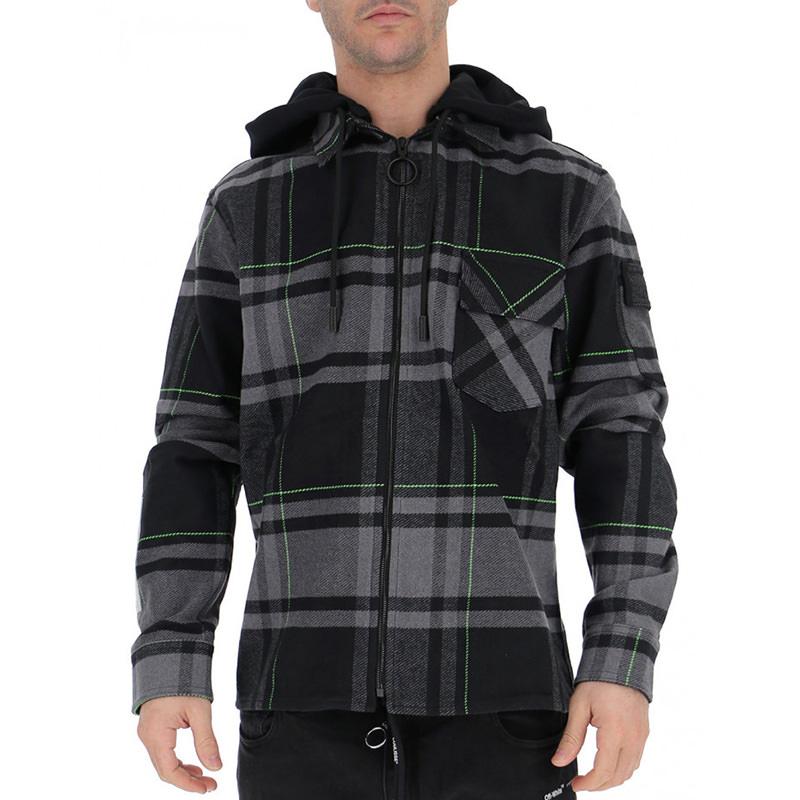 OFF-WHITE(オフホワイト) OFF-WHITE grey wool sweater画像