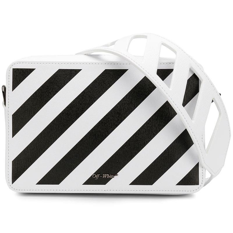 OFF-WHITE(オフホワイト) Off-White Diag Binder Clip bag画像