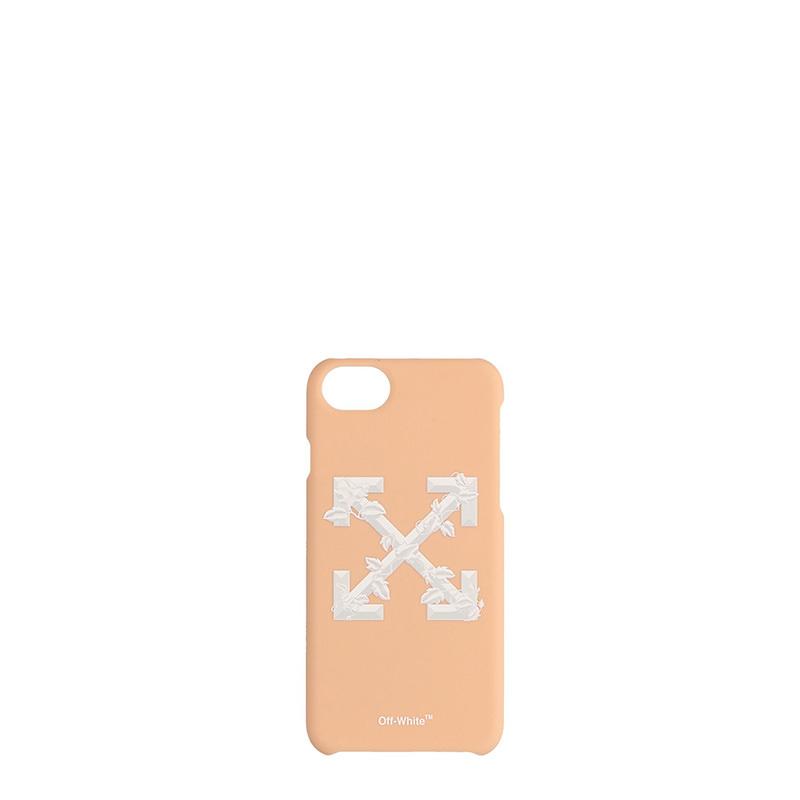 OFF-WHITE(オフホワイト) Cover I-phone 8 Leaves Arrows画像