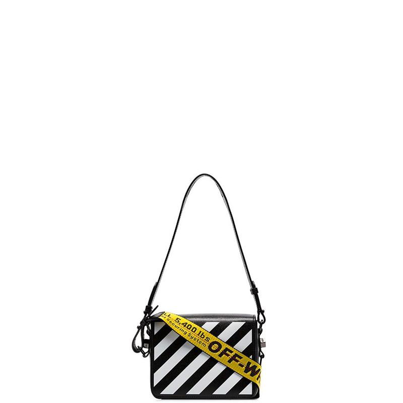 OFF-WHITE(オフホワイト) Diag Flap Bag画像