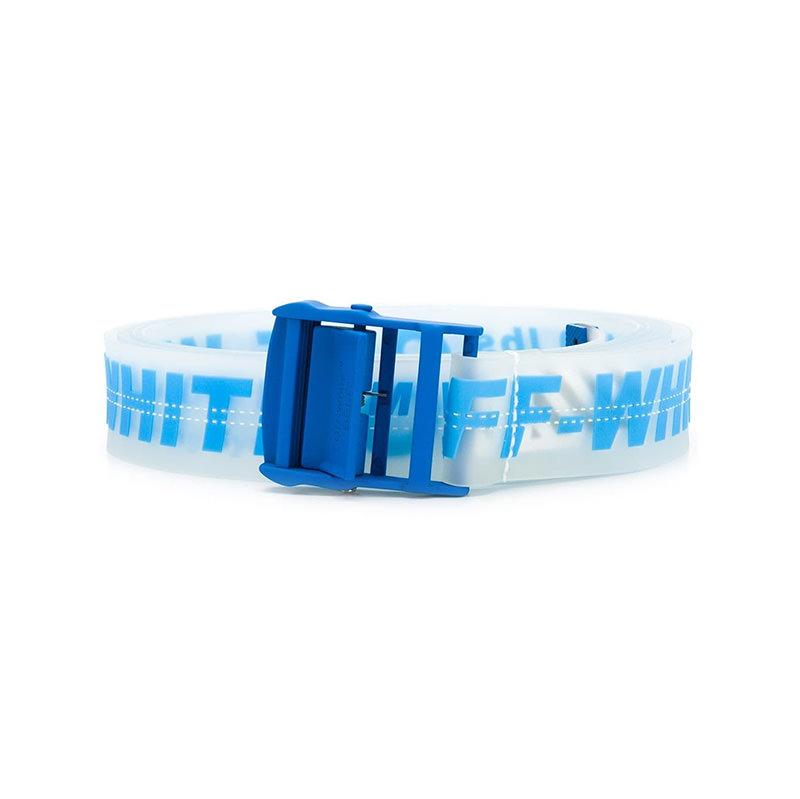 OFF-WHITE(オフホワイト) Industrial logo belt画像