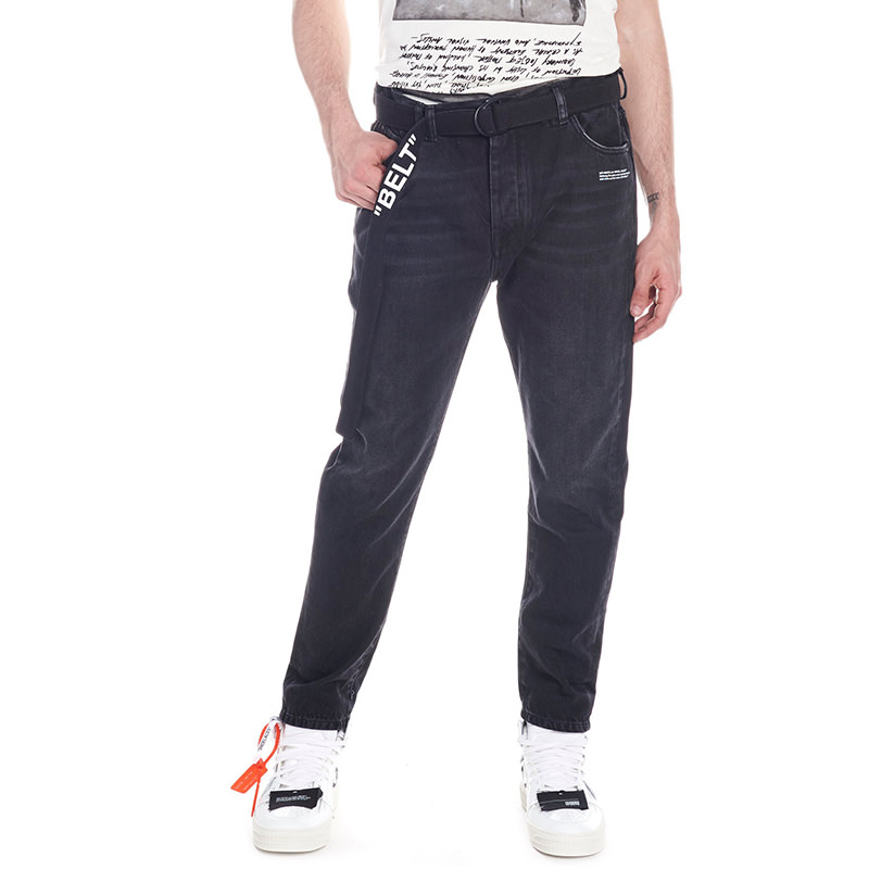 OFF-WHITE(オフホワイト) Jeans Slim low crotch vintage画像
