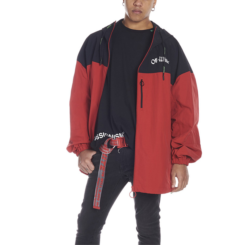 OFF-WHITE(オフホワイト) Giacca a vento Impressionism画像