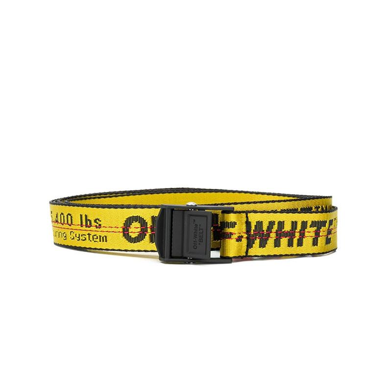 OFF-WHITE(オフホワイト) Yellow mini Industrial Off-White belt画像