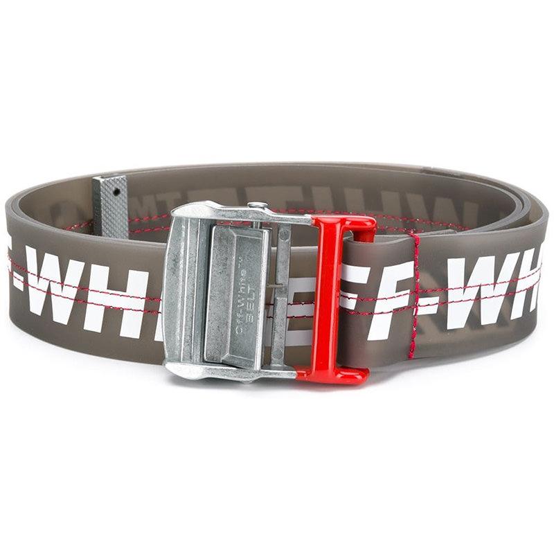 OFF-WHITE(オフホワイト) PVC Industrial Off-White belt画像