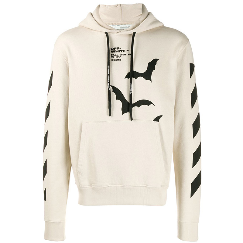 OFF-WHITE(オフホワイト) Off-White Diag Bats hoodie画像