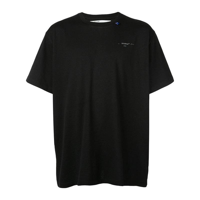 OFF-WHITE(オフホワイト) Off-White Backbone oversized T-shirt画像