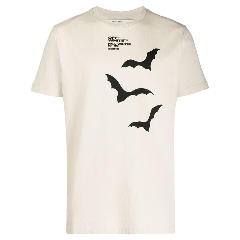 OFF-WHITE(オフホワイト) Off-White Bats T-shirt画像