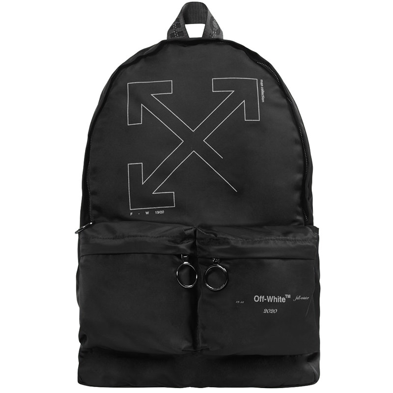 OFF-WHITE(オフホワイト) Off-White unfinished backpack画像