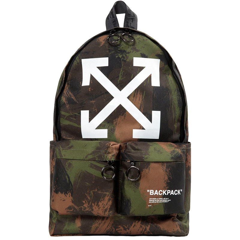 OFF-WHITE(オフホワイト) Off-White quote backpack画像